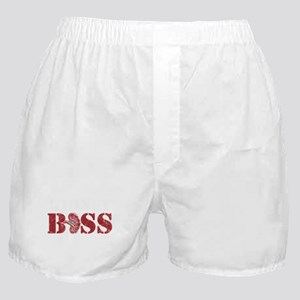Kidney Doctor Urologist Kidney Boss U Boxer Shorts