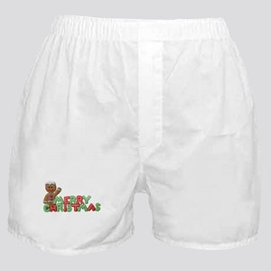 CHRISTMAS COOKIES Boxer Shorts