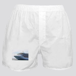 Cruise ship 15: Diamond Princess Boxer Shorts