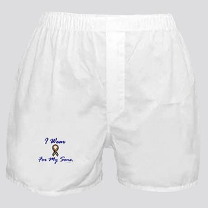 For My Sons (Puzzle Ribbon) Boxer Shorts
