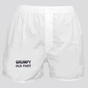 grumpy old fart Boxer Shorts