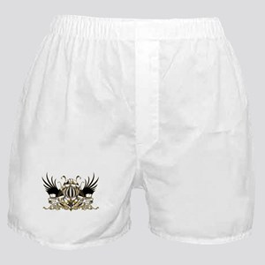 Golden Knight Boxer Shorts