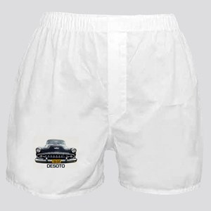 Desoto 1954 car Boxer Shorts