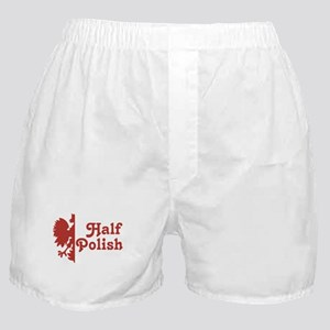 Half Polish Boxer Shorts