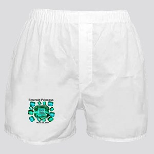 Emerald Princess Island Gems - Boxer Shorts