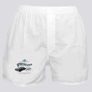 Supernatural - Winchester & Sons Boxer Shorts