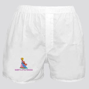 Daddy's Little Princess Boxer Shorts