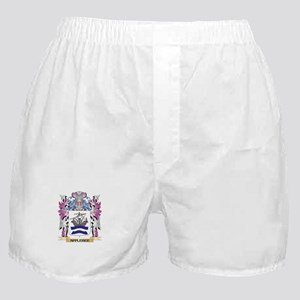 Applebee Coat of Arms (Family Crest) Boxer Shorts