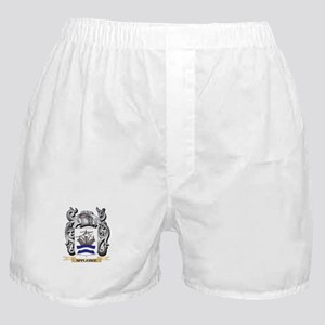 Applebee Family Crest - Applebee Coat Boxer Shorts