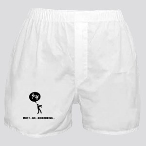Kickboxing Boxer Shorts