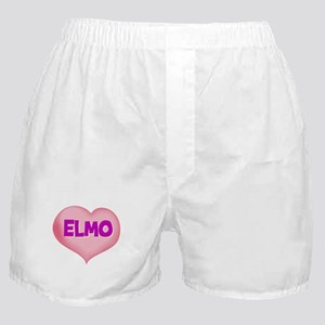 elmo heart Boxer Shorts