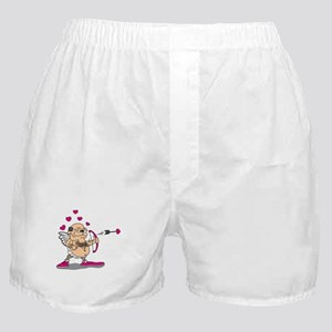 Dirty Old Man Cupid Boxer Shorts