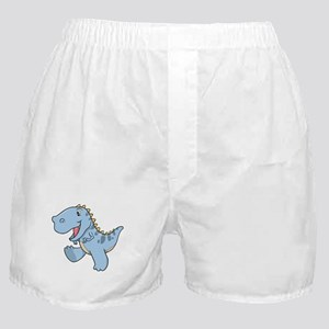 Playful Baby Dino Boxer Shorts