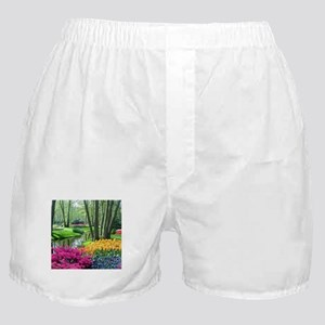 beautiful garden 2 Boxer Shorts