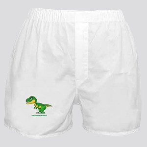 T-rex personalized Boxer Shorts