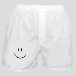 Smiley Face Boxer Shorts