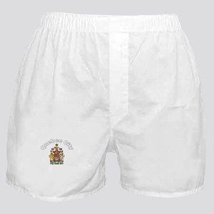 Quebec City Boxer Shorts