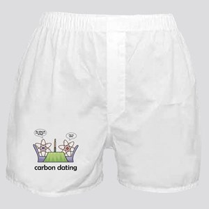Carbon Dating Boxer Shorts