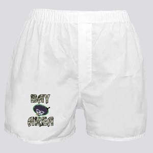 BAY AREA BIZZNESS Boxer Shorts