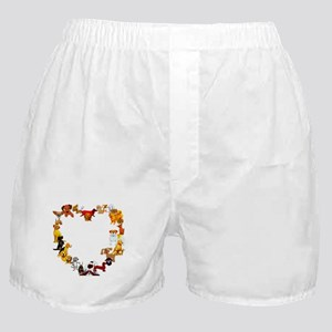 Dog Love Boxer Shorts