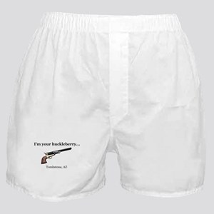 I'm Your Huckleberry... Boxer Shorts