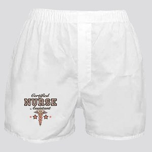 Certified Nurse Assistant Boxer Shorts
