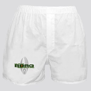 Borg - Resistance is Futile Boxer Shorts