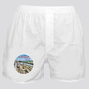 Island Princess - Boxer Shorts