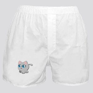 Anime Kitty Boxer Shorts