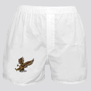 American Bald Eagle Boxer Shorts