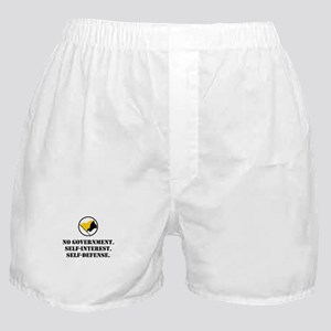 No Government Boxer Shorts