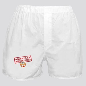 American Window Licker Boxer Shorts