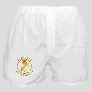 Italian Stallion Boxer Shorts