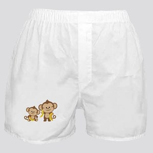 Little Monkeys Boxer Shorts