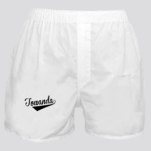 Towanda, Retro, Boxer Shorts
