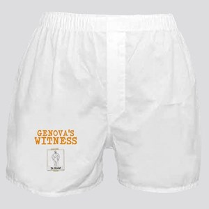Genovas Witness Boxer Shorts