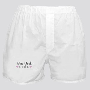 New York Girl Boxer Shorts