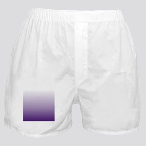 modern purple ombre Boxer Shorts