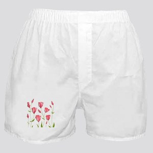 Pretty Flowers Boxer Shorts