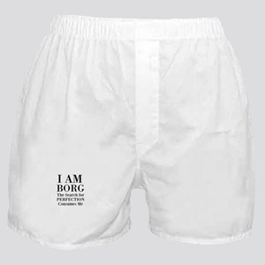 Borg Star Trek Meme Boxer Shorts