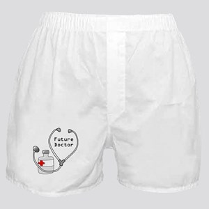 Future Doctor Boxer Shorts