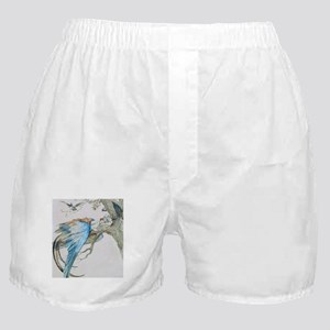 Feather Fairy - sergey sergeevic Boxer Shorts