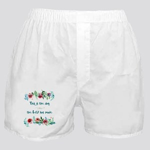 This is the Day Boxer Shorts