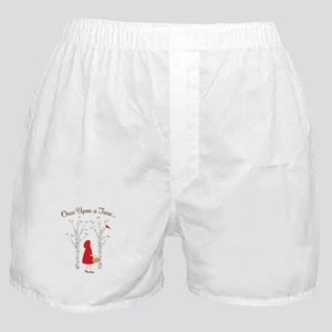 Once Upon A Time... Boxer Shorts