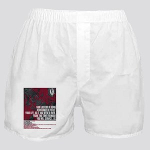 Locutus of Borg Quotes Boxer Shorts
