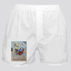Nothing To This Pain Boxer Shorts