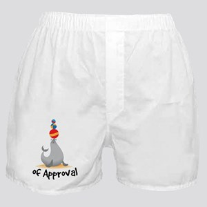 Seal Of Approval Boxer Shorts