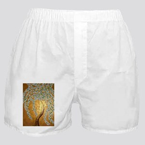 gold tree Boxer Shorts