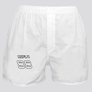 McFly 88 Sports Number Boxer Shorts