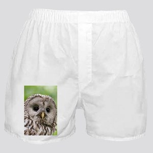 Owl See You Boxer Shorts